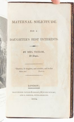 Maternal Solicitude for a Daughter's Best Interests