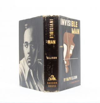 Image 2 of 8 for Invisible Man (Signed First Edition