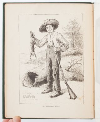 The Adventures of Huckleberry Finn (Publisher's Presentation Copy)