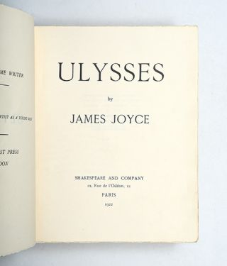 Image 3 of 6 for Ulysses