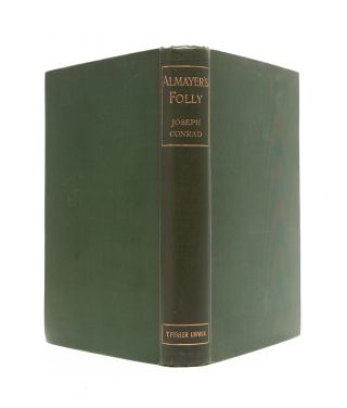 Almayer's Folly (Inscribed First Edition)