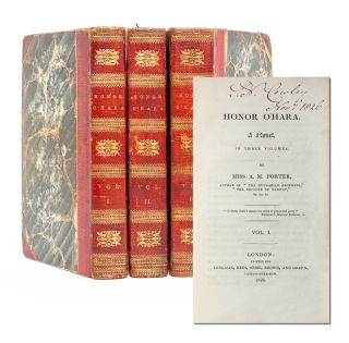 Image 1 of 10 for Honor O'Hara, a Novel in Three Volumes