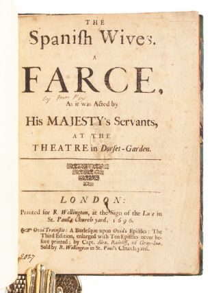 The Spanish Wives, A Farce