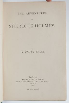 Image 4 of 8 for The Adventures of Sherlock Holmes
