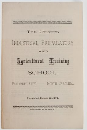 Image 1 of 4 for The Colored Industrial, Preparatory and Agricultural Training School