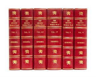 Image 1 of 7 for The Second World War (Finely bound in 6 volumes