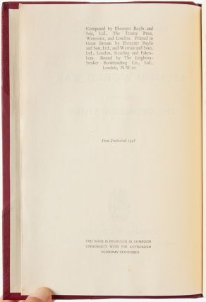 Image 5 of 7 for The Second World War (Finely bound in 6 volumes