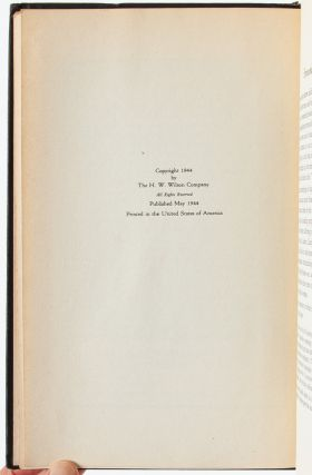 Image 5 of 7 for Carrie Chapman Catt, A Biography (First Edition Presentation Copy