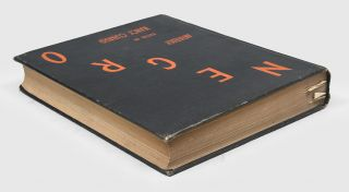 Image 9 of 9 for Negro (First Edition Signed