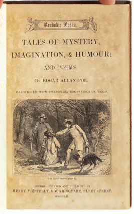 Tales of Mystery, Imagination & Humour