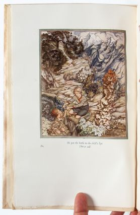 The King of the Golden River (Signed Limited)