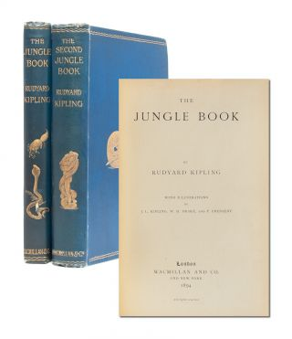 Image 1 of 9 for The Jungle Book & The Second Jungle Book