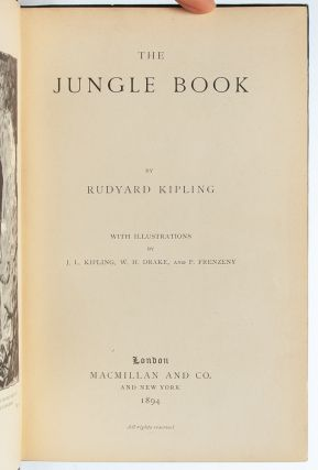Image 5 of 9 for The Jungle Book & The Second Jungle Book
