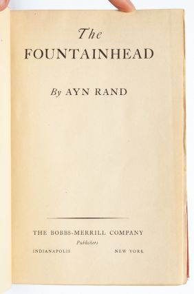 Image 5 of 7 for The Fountainhead