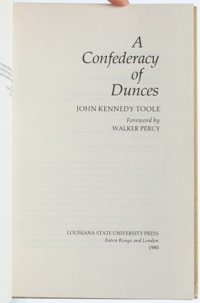 Image 6 of 8 for A Confederacy of Dunces