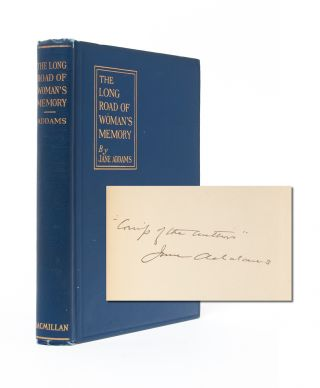 Image 1 of 8 for The Long Road of Woman's Memory (Signed First Edition