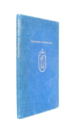 The Nonesuch Dickens (in 24 vols.)