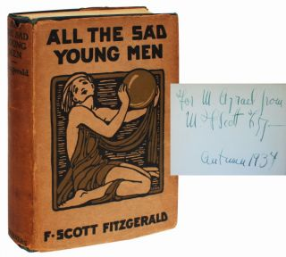 Image 1 of 1 for ALL THE SAD YOUNG MEN (INSCRIBED, FIRST EDITION