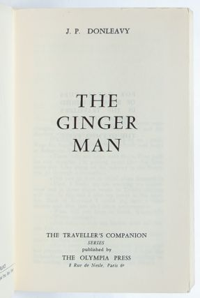 The Ginger Man (Signed First Edition)