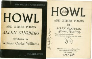 Image 1 of 1 for HOWL (Signed, First Edition