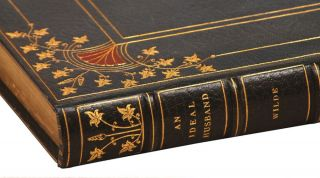 AN IDEAL HUSBAND (Signed First Edition)