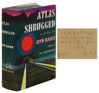 Image 1 of 1 for ATLAS SHRUGGED (Presentation Copy