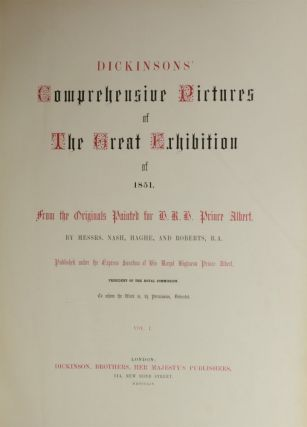 Image 2 of 5 for DICKINSON'S COMPREHENSIVE PICTURES OF THE GREAT EXHIBITION OF 1851, from the...