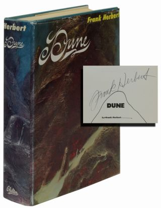 Image 1 of 4 for DUNE (Signed First Edition
