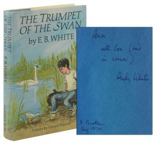 Image 1 of 4 for The Trumpet of the Swan (Presentation copy